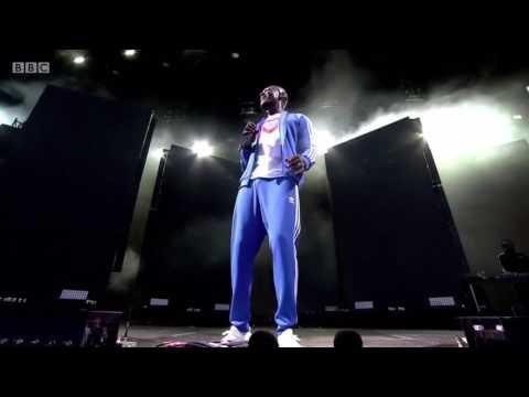 Stormzy Sings 'Oh Jeremy Corbyn' Chant at Glastonbury 2017 Mp3