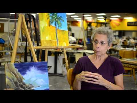 Artist Videos - Alexis Lavine - Amarillo Art Institute