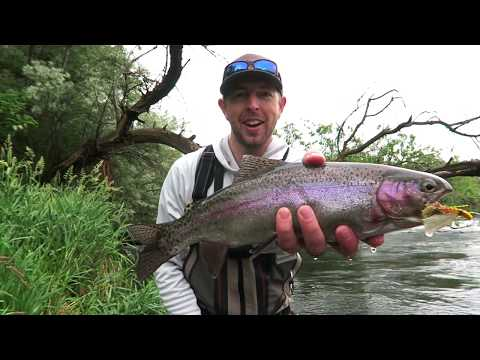 FLY FISHING CENTRAL OREGON 2018 - EP 02
