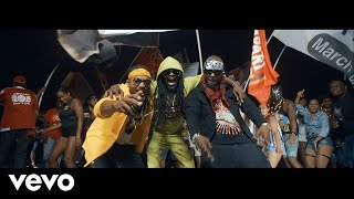 Skinny Fabulous, Machel Montano & Bunji Garlin - Famalay (Official Video)