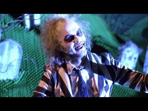 How Beetlejuice Almost Became a Darker Tim Burton Movie