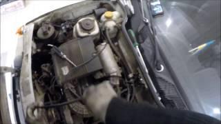 ЗАЗ Таврия - Двигатель троит