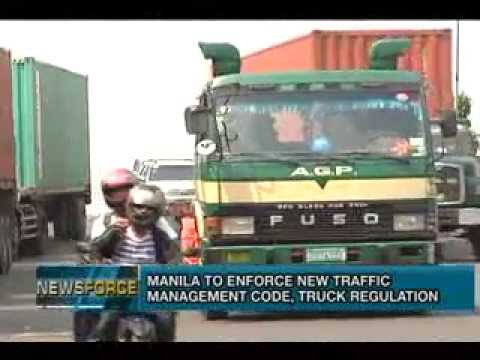 MANILA POSTPONES IMPLEMENTATION OF DAYTIME TRUCK BAN