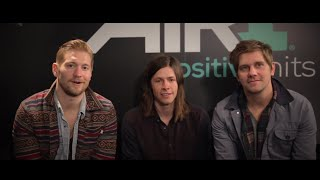 "Air1 - NEEDTOBREATHE Behind The Music ""Difference Maker"""