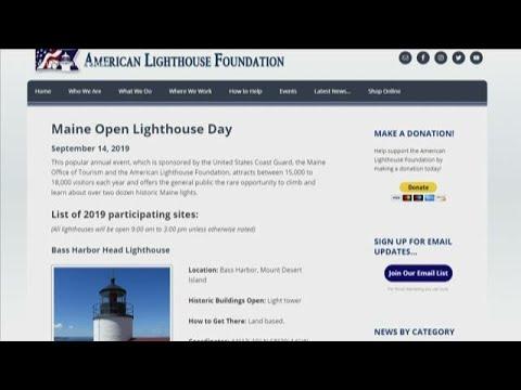 Rare Look Inside Maine S Lighthouses This Saturday Abc10 Com