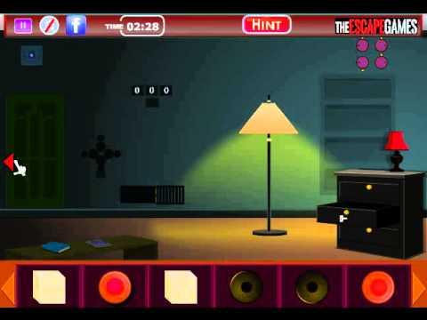 Night house escape walkthrough youtube for Minimalist house escape 2 walkthrough