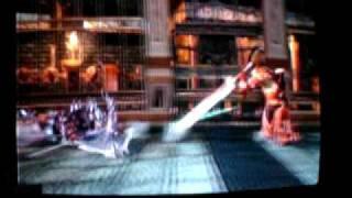 soul calibur 3 kyo(sieg) vs hazoroth(astoroth)#1