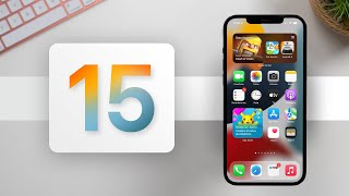 iOS 15  250+ Cosas Nuevas