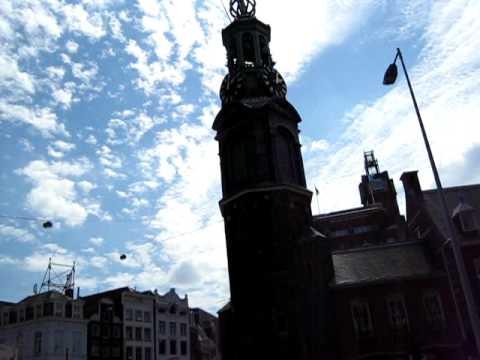 Amsterdam - Muntplein Ringing