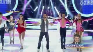 ABDA DANCERS WITH RICKY MARTIN BKS STAR TV (ÖZGÜR ÖZBERK)