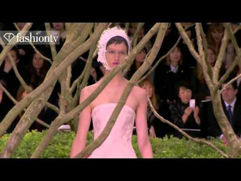Christian Dior Couture Spring/Summer 2013 | Paris Couture Fashion Week