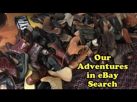 Scavenger Life Episode 267: Updates on Our Adventures in eBay Search