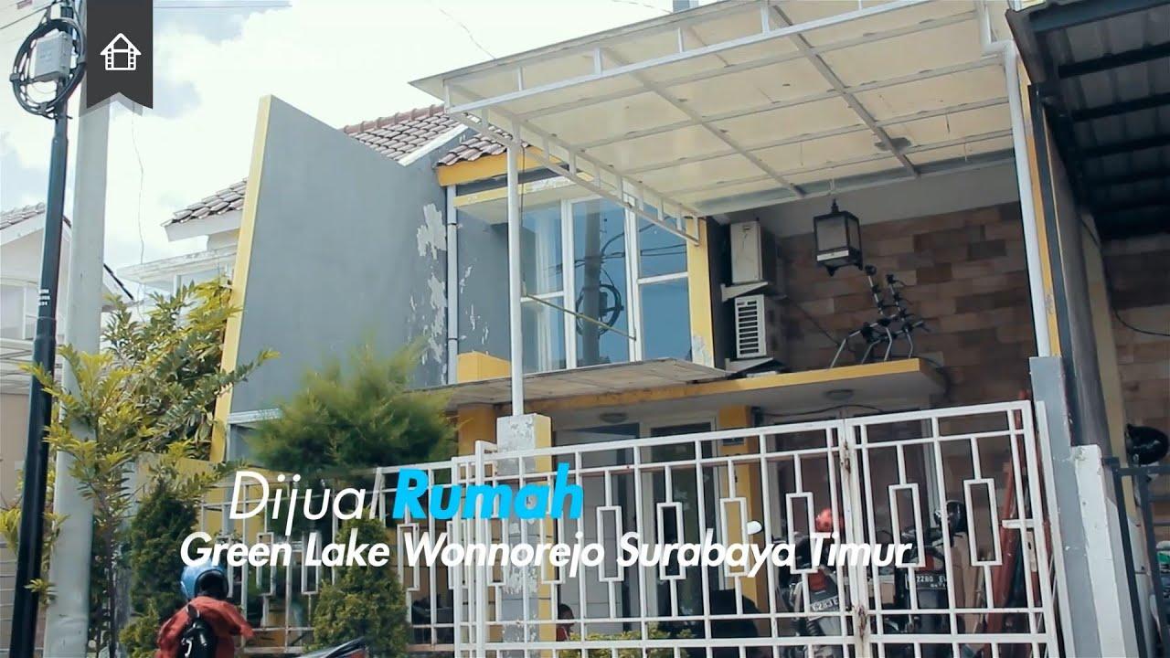 Rumah Dijual Green Lake Wonorejo Surabaya Timur ...