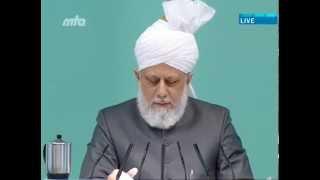2013-03-15 Aufbau einer wahren Beziehung der Aufopferung zu Allah