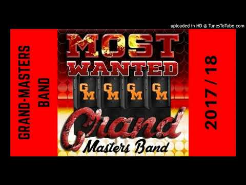 GRAND MASTERS BAND IN DE MIX 201718 St  Kitts Nevis Carnival