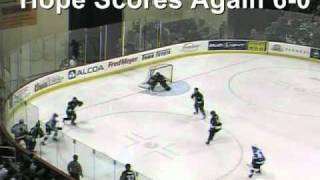 Wenatchee Wild Vs Fresno Monsters 1/11/11