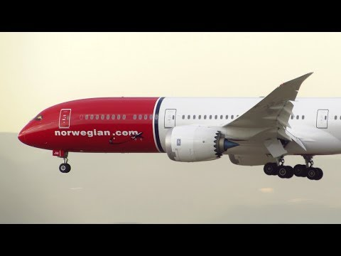 EPIC Los Angeles LAX Planespotting Compilation - incl. 747, 777, 787, A330 & more! (2017)