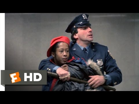 Beat Street (6/9) Movie CLIP - Caught By the Cops (1984) HD