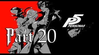 Persona 5 Part 20: Nude Modeling?!