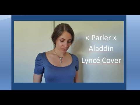 Parler (Aladdin) – Hiba Tawaji / Lyncé Cover