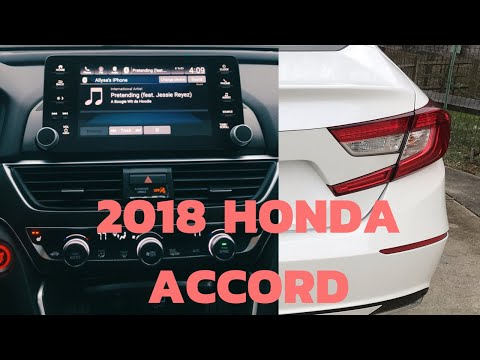2018 HONDA ACCORD   CAR TOUR♡