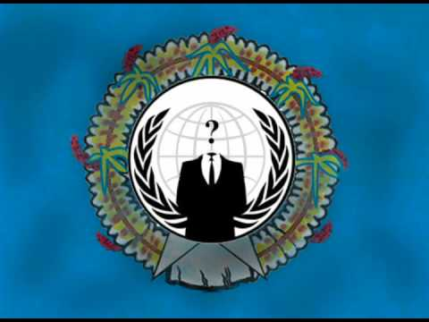 Anonymous Saipan - Down With Fitial!