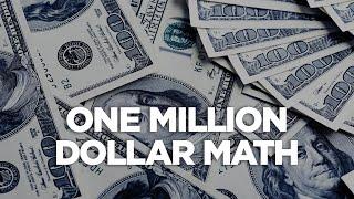 One Million Dollar Math with Grant Cardone - Cardone Zone