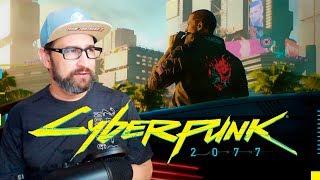 Es Cyberpunk 2077 el juego que esperamos por años?