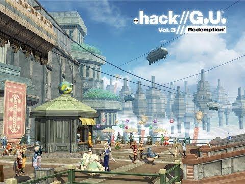 .hack//Retrospective: .hack//G.U. Vol 3 Redemption part 2