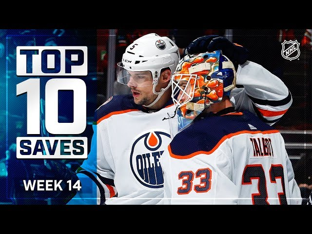 Top 10 Saves from Week 14