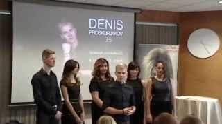 Denis Proskurjakov's Magic Of Color @ Toila SPA, October 1, 2014