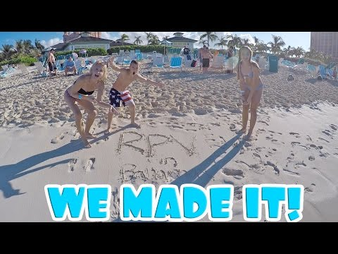 FASTEST WATERSLIDE IN THE BAHAMAS!
