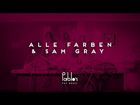 ALLE FARBEN & SAM GRAY – NEVER TOO LATE [DJ KATCH REMIX]