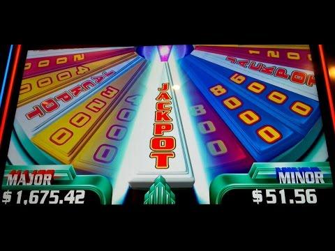 Super Wheel Blast Slot - Jackpot Wheel Free Spins - BIG WIN on Miss Liberty! - 동영상