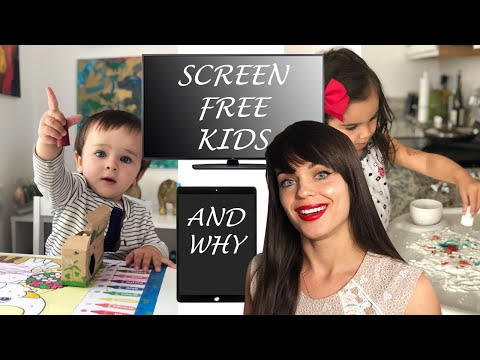 Screen Free Parenting And Why I Do It | Top 5 Tips How To Get Your Kids Off The Screen