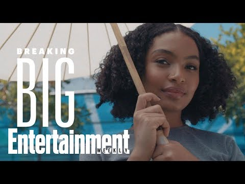 Actress Yara Shahidi Who's Becoming The Voice Of A Generation | Breaking Big | Entertainment Weekly