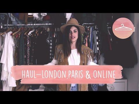 HAUL LONDRES, PARIS & ONLINE - DULCEIDA