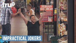 Impractical Jokers - Supermarket Balloon Assault