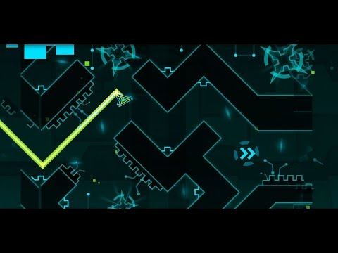 Geometry Dash - Particle accelerator (Hard Demon) by ancientanubis