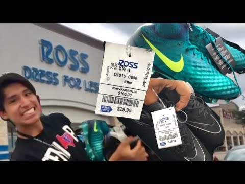 My best soccer finds at ROSS! OMG