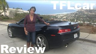 2015 Chevy Camaro SS Convertible Review: Topless in San Diego