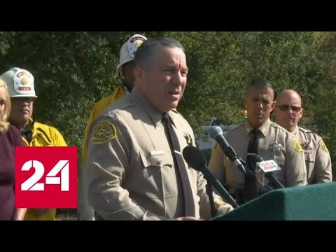 Число жертв стрельбы в калифорнийской школе возросло - Россия 24