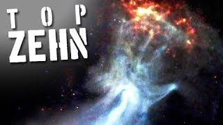 Die 10 unheimlichsten Orte im Universum!