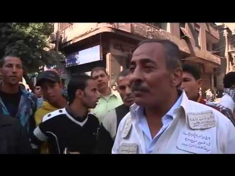 Egypt : Violence sweeps the land as Morsi claims dictatorial powers Isaiah 19 (Nov 23, 2012)