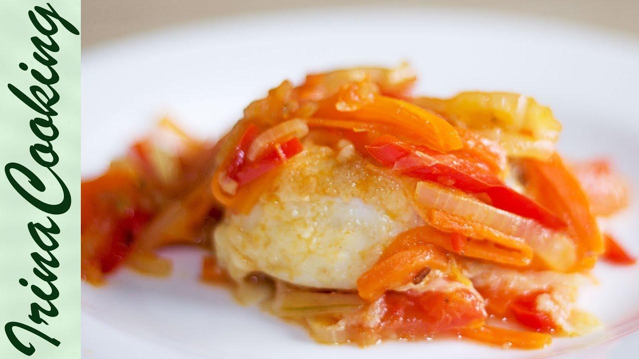 Как приготовить рыбу под маринадом