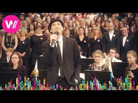 Joyful! - der größte Weihnachtschor Wiens für Licht ins Dunkel!