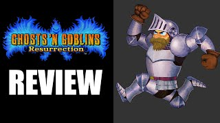 Ghosts 'n Goblins Resurrection Review - The Final Verdict (Video Game Video Review)