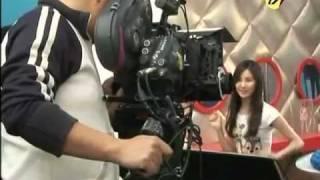 SNSD Gee MV Behind the Scenes SHINee Minho Jan08.2009 GIRLS