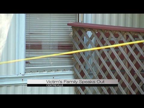 Murder investigation in Centreville