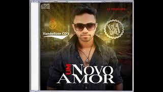 Um Novo Amor - Volume 1 - CD Promocional  2018